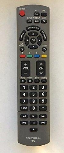 US NEW REMOTE CONTROL N2QAYB000485 FOR PANASONIC LCD LED HDTV 32
