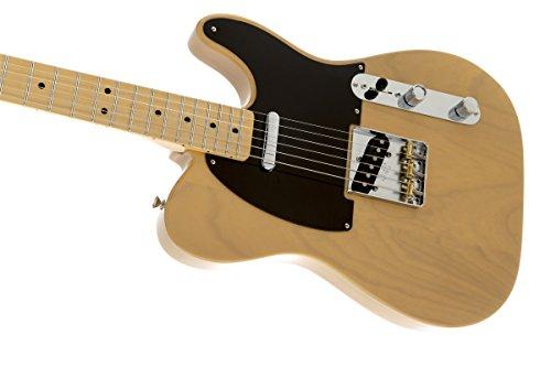 fender 0141502307 classic player baja telecaster maple fingerboard electric guitar blonde. Black Bedroom Furniture Sets. Home Design Ideas