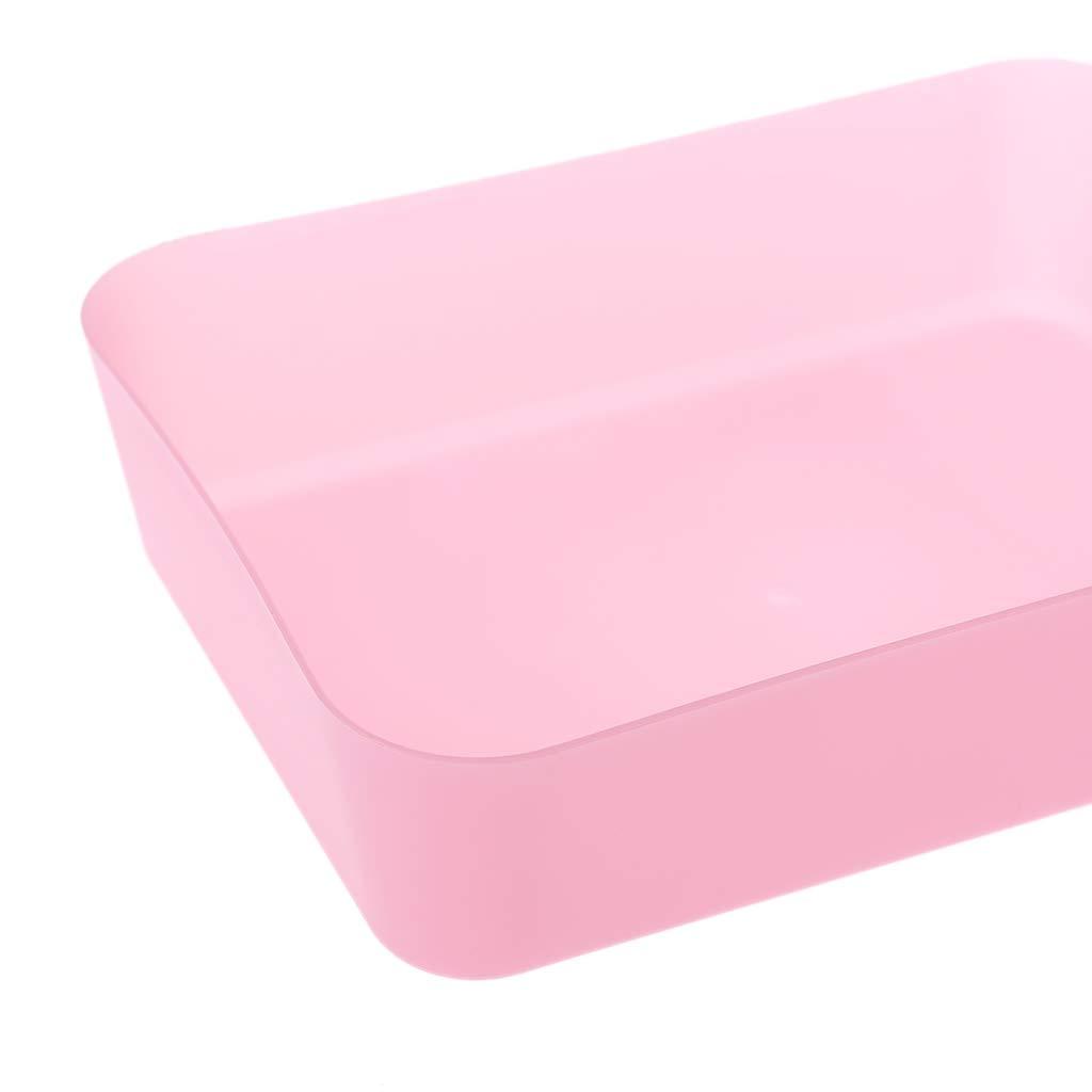 JUNESUN Drawer Kitchen Cutlery Tableware Case Makeup Storage Box Home Organizer Plastic by JUNESUN (Image #6)