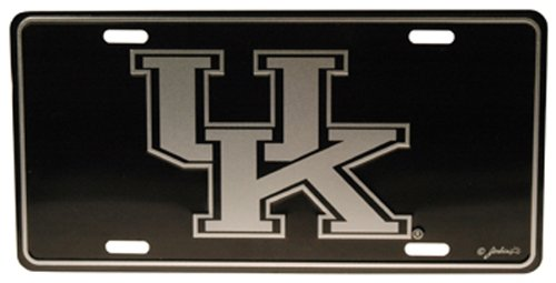 Wildcats Car (NCAA Kentucky Wildcats Car Tag Elite)
