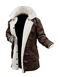 Bane Coat Dark Knight Rises Trench Jacket - Canadian_leather
