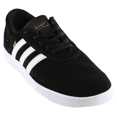 adidas Mens Silas Vulc Casual Athletic   Sneakers Black 394e06b1f