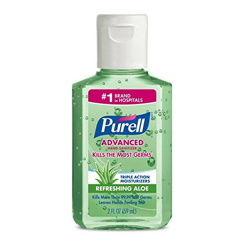 Purell Hand Sanitizer Aloe