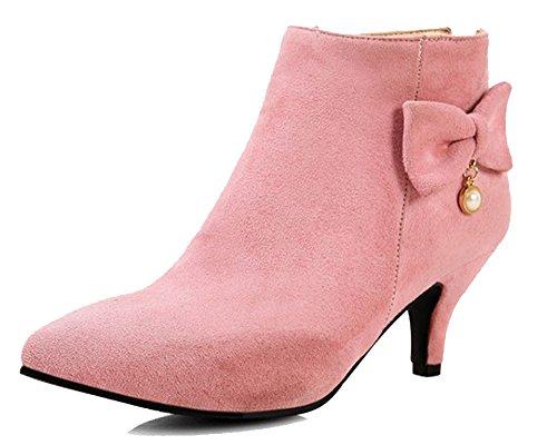 35 A Collo EU Donna Alto HiTime Pink Rosa dZ1qSY1nU