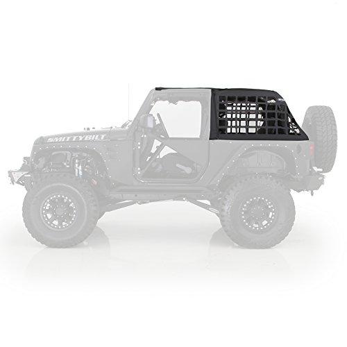 Smittybilt 571035 C.RES Cargo Restraint System Net for 2007-2018 Jeep Wrangler JK 2-Door