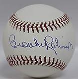 Brooks Robinson Autographed Baltimore Orioles ROMLB Baseball w/Beckett COA