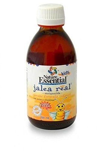 Quina + Vitaminas Jarabe Infantil 250 ml de Nature Essential