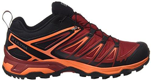 Randonnée Noir Gtx scarlet black 000 Basses Dalhia Chaussures 3 Salomon Ibis X De red Ultra Homme WOavxfYz
