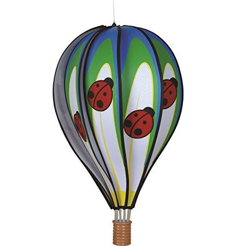 Premier Kites Hot Air Balloon 22 in. - Ladybug