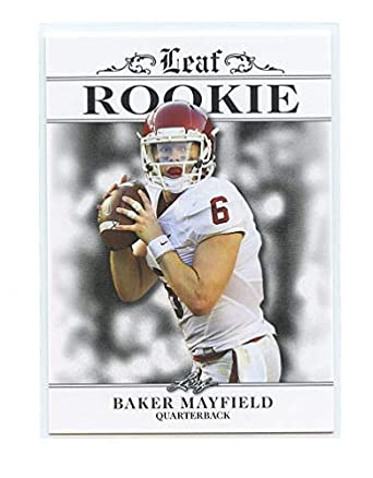 2018 Leaf  RA-01 Baker Mayfield Cleveland Browns Rookie Card- Mint  Condition Ships 94bc89146