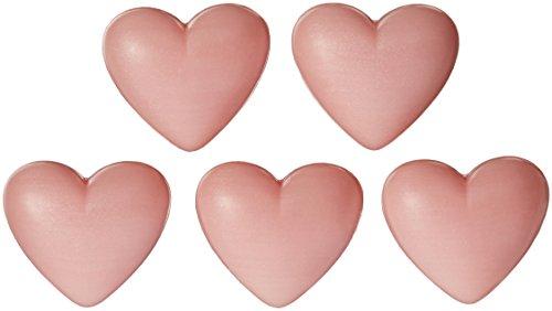 Gianna Rose Petit Coeurs Slider Box, Pink, 7.6 oz.