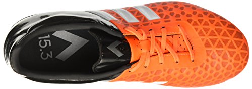 Adidas Ace15 Uomo nero bianco arancio ag Calcio Performance Da Arancione Fg Scarpe 3 qaUwxTq1n