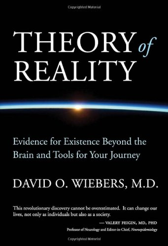 Read Online Theory of Reality: Evidence for Existence Beyond the Brain and Tools for Your Journey PDF