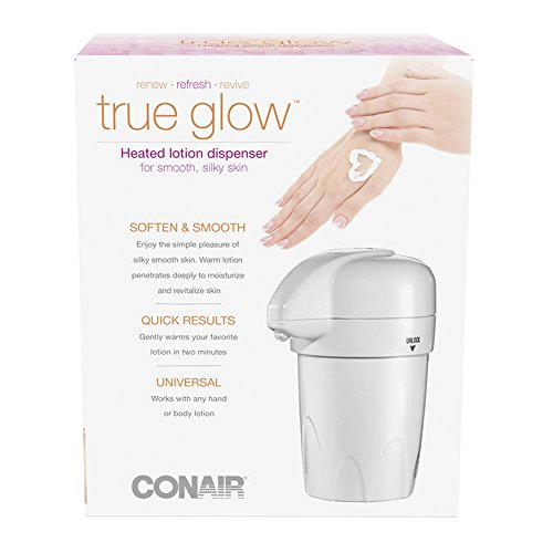 True Glow by Conair Heated Lotion Dispenser by Conair (Image #6)