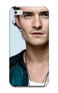 Snap-on Case Designed For Iphone 5c- Men Male Celebrity Orlando Bloom