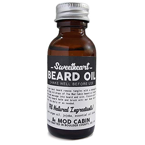 Sweetheart Beard Oil - All Natural, Hand Crafted in USA