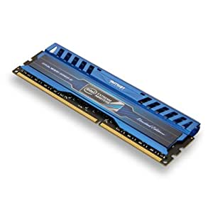 Patriot Intel Extreme Masters Viper 3 Series DDR3 16GB (4 x 4GB) 2133MHz Quad Kit (PC3 17000) 240-Pin NON-ECC UDIMM Memory PVI316G213C1QK