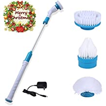 Spin Scrubber- 360 Cordless Multi-Purpose Power Surface Scrubber and Cleaner