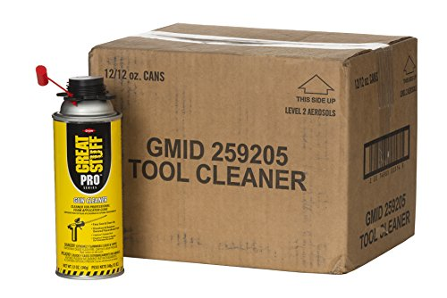Great Stuff 259205 PRO Dispensing Gun Cleaner, 12