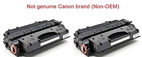 2 compatible replacement Cannon imageCLASS LBP-6670dn black printer ink toner cartridge to replace Canon Cart 319 II (3480B003AA) for I-sensys LBP6670dn laser printer -  PhotoSharp, non-OEM-canon-LBP6670dn