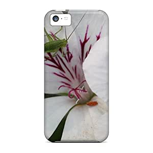New Arrival TRU35536XMUG Premium Iphone 5c Cases(sauterelle Orchid)
