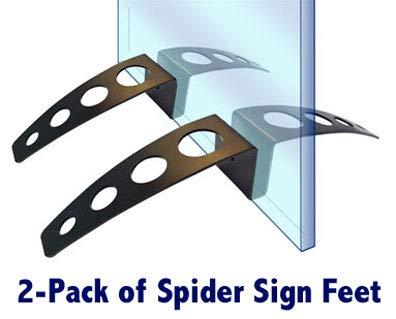 (2-Pack 0f Medium Spider Feet)