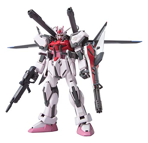 (Bandai Hobby MSV Strike Rouge + IWSP Gundam Seed Model Kit (1/144 Scale))