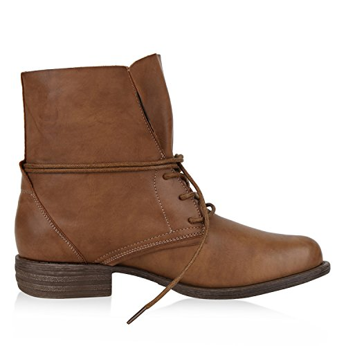 Best-boots - Botas para mujer Hellbraun Marrone Nuovo