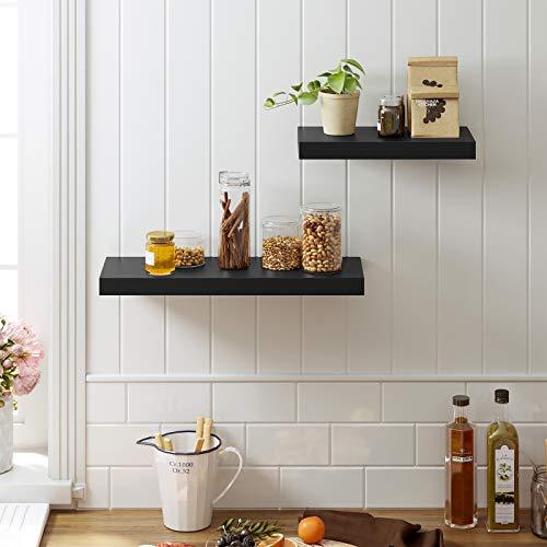 Wall Mounted Hanging Shelves