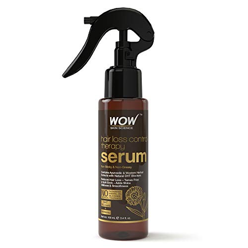 Buy Wow Skin Science Hair Loss Control Therapy Serum 100 Ml Online At Low Prices In India Amazon In