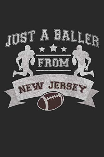 (Journal: Just a Baller from New Jersey)