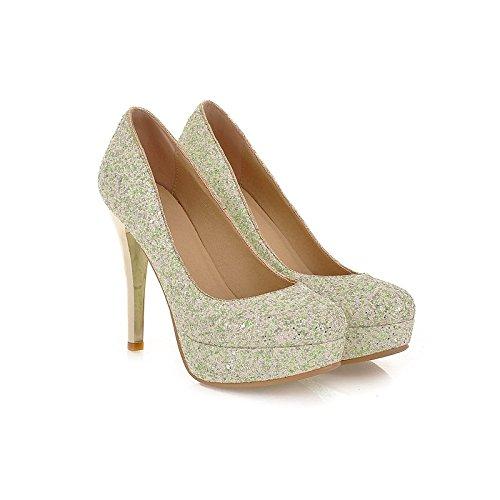 志すクラウン行為ハイヒールの女性の誕生日の贈り物夏のプリンセス結婚式の花嫁介添人シングル靴