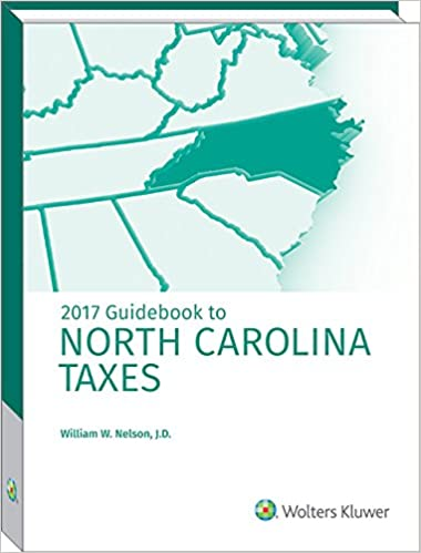 North Carolina Taxes, Guidebook