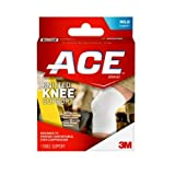 3M Health Care 207305 ACE Knee Brace, Large, White (Pack of 12)