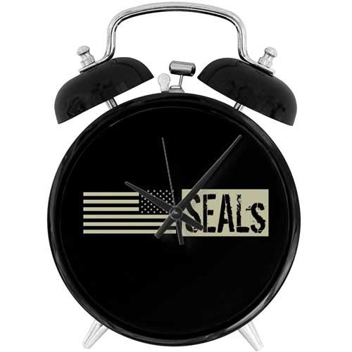 47BuyZHJX Unique Retro Style Decoration-U.S. Navy Seals (Black Flag),4