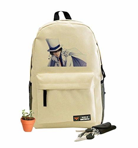 rare Schultertasche Tasche Shoulder Bag Rucksack reisetaschen Gedeckt Aus detective conan new