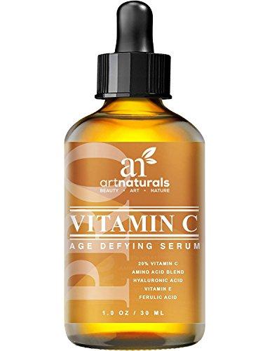 ArtNaturals Anti Aging Vitamin C Serum Hyaluronic