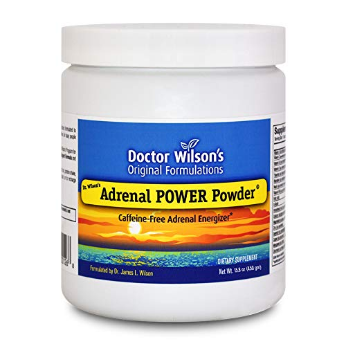Doctor Wilsons Original Formulations Adrenal Power Powder 450gm