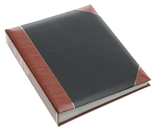 "B00004ZBRN Pioneer Ledger 5"" X 7"" Bi-Directional Le Memo Album, Black Reverse 41130YTM7HL"