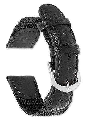 Swiss Army Watch Band Black ()
