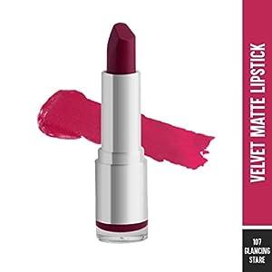 Colorbar Velvet Matte Lipstick, Glancing Stare, 4.2g