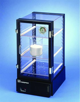 Auto Desiccator Cabinet, 120 VAC