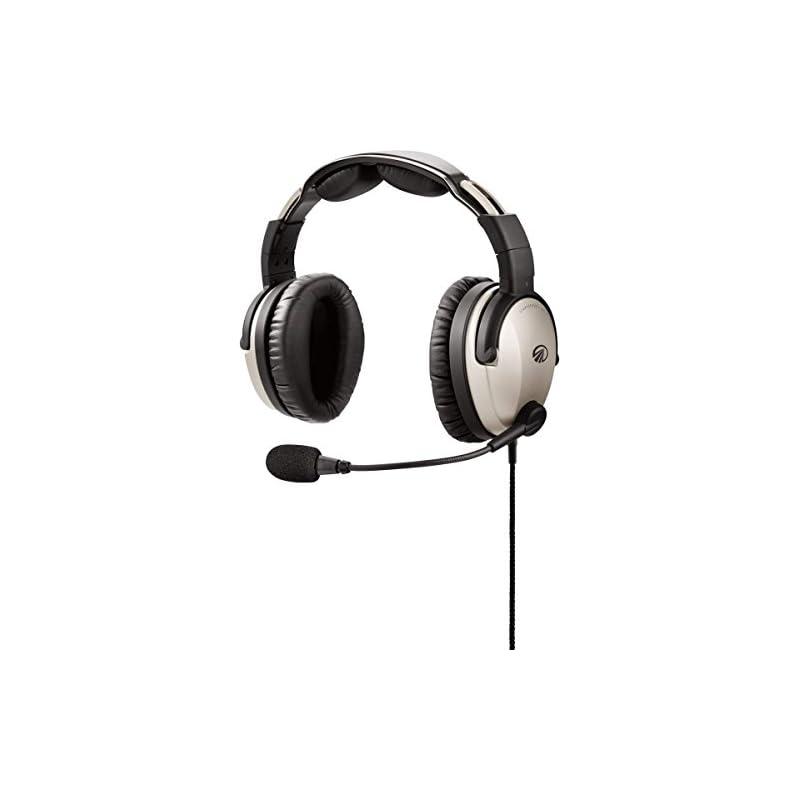 Lightspeed Zulu 3 Aviation Headset Panel