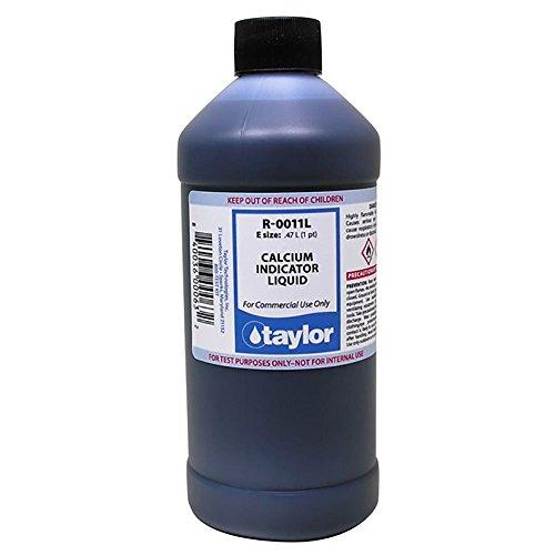 Taylor Calcium Indicator Liquid 16 oz R-0011L-E ()