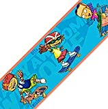 Rocket Power - Boys Room - Wall Paper Border