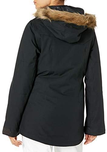 Volcom Women's Shadow Insulated Snowboard Ski Winter Hooded Jacket