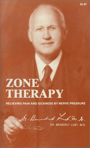 Zone Therapy Relieving Pain and Sickness by Nerve Pressure