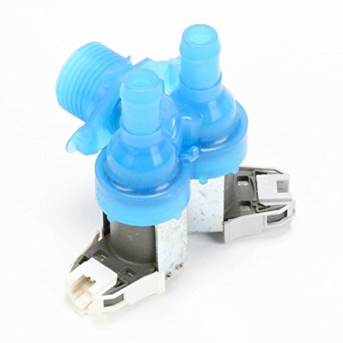 Maytag W10212596 Washer Water Inlet Valve Genuine Original Equipment Manufacturer (OEM) part for Maytag, Whirlpool, Inglis, Amana, Kenmore (Maytag Washer Water Valve)