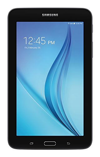 Samsung Galaxy Tab E Lite SM-T113NYKAXAR 7-Inch 8GB Wifi Tablet (Black)