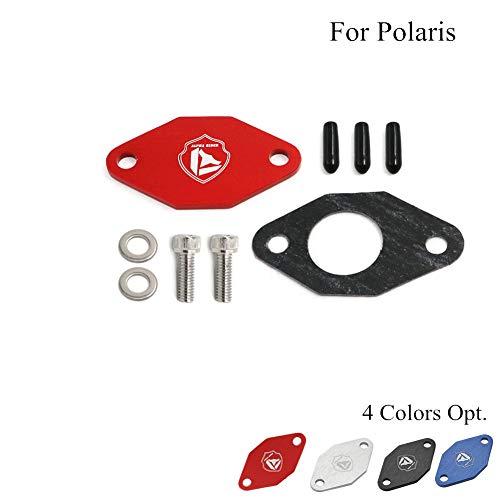 (Cosmoska Fuel Oil Pump Block-off plate gasket Kit For Polaris SL 650 700 750 780 900 1050 SLH SLT DLX SLTH Virage TX Freedom SLT 700 750 780 SLX SLTX SLXH Genesis Pro 1200 Octane)